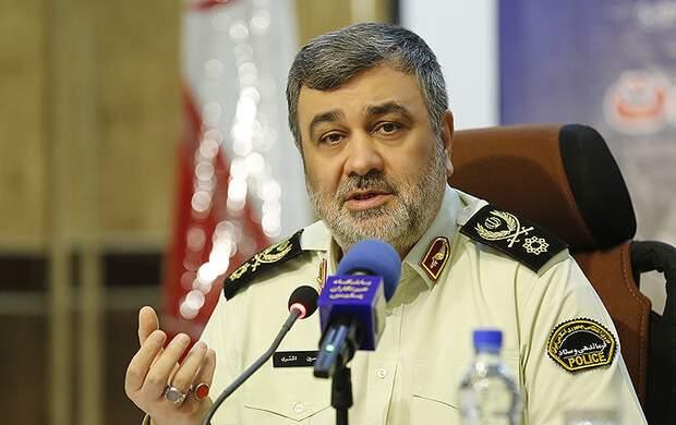 فرمانده ناجا: مردم همه سرمایه خود را وارد بورس نکنند