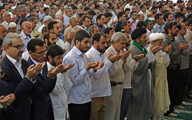 تمام مساجد تهران، میزبان نمازگزاران عید فطر