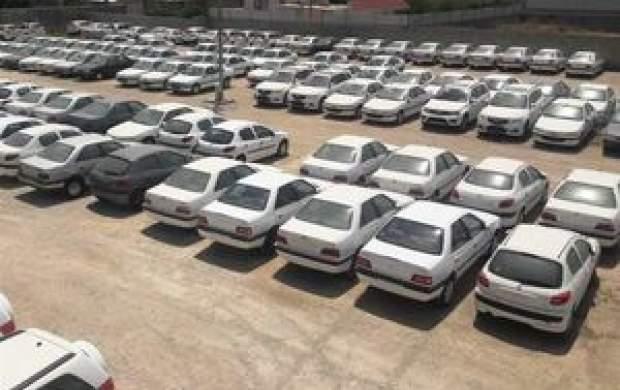 کشف ۱۰۰۰ خودروی احتکار شده در تهران