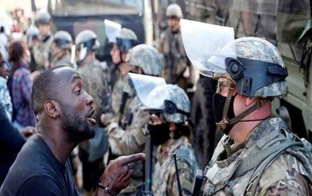 آمریکا حتی حکومت نظامیاش هم قشنگ است!