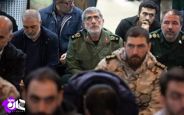 موفقیتهای عجیب جانشین حاج قاسم/ نبرد شبحگونه سردار قاآنی در منطقه +فیلم