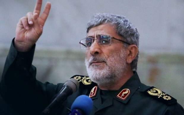 حضور سردار قاآنی در بوکمال سوریه/ واکنش مهم به اعتراضات داخل آمریکا +تصاویر