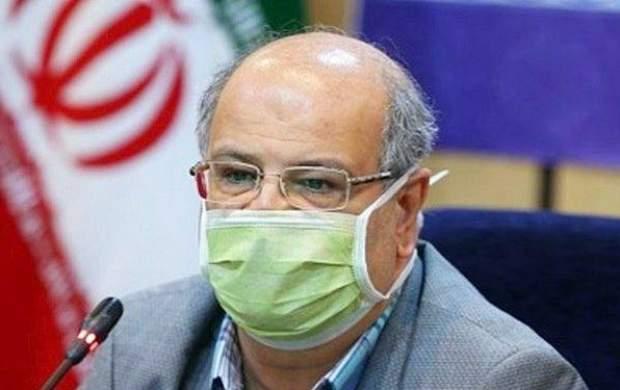 افزایش چشمگیر مبتلایان کرونایی در تهران