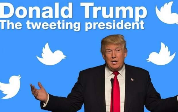 ترامپ مجبور به حذف ویدئویی در توییتر شد