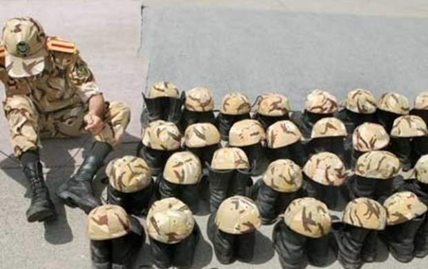 دوره آموزش سربازی ۲ ماهه شد