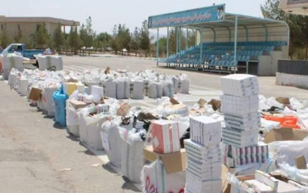 کشف محموله بزرگ قاچاق دارویی توسط سپاه
