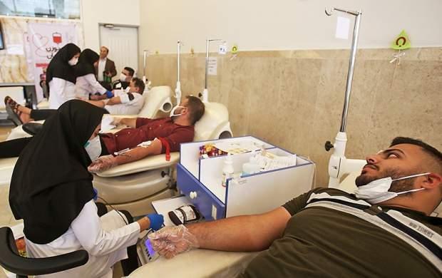تهران پیشتاز اهدای خون در کشور