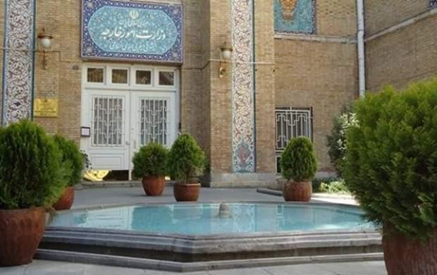 ایران «ریچارد گلدبرگ» را تحریم کرد