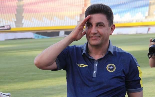 قلعهنویی از هدایت سپاهان استعفا داد +عکس