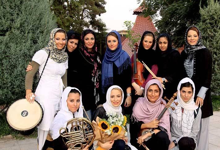 عکس جالب زنها