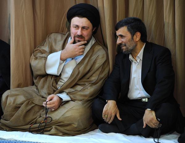 برتربین - سید حسن - احمدی نژاد
