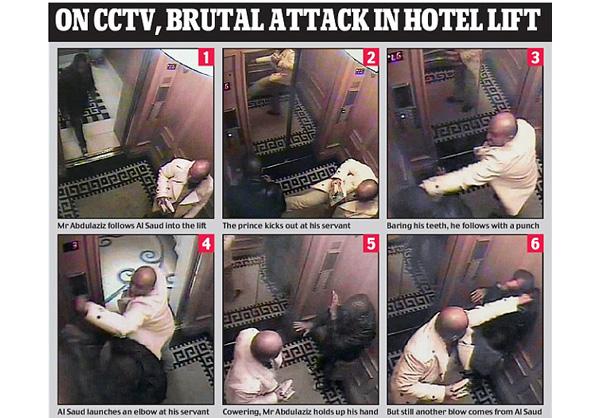 آزارجنسی وقتل مستخدم توسط شاهزاده سعودی+عکس www.ghalamyaz.com