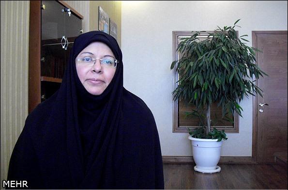 حجابم را به هیچ قیمتی بر نمیدارم
