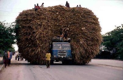 ظرفیت کامیون