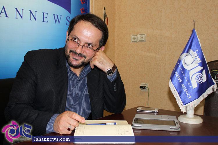 دکتر فرزاد جهان بین، دبیر شورای سیاستگذاری کنگره بین المللی علوم انسانی اسلامی
