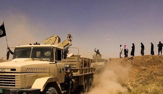 چگونگی دفن اجساد عناصر داعش