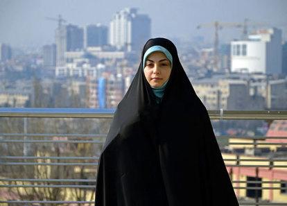جشنواره فجر/ یک بازیگر سینما با حجاب چادر+عکس ها