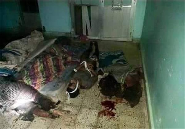 nf00435300 2 جنایت وحشیانه سعودیها + تصاویر