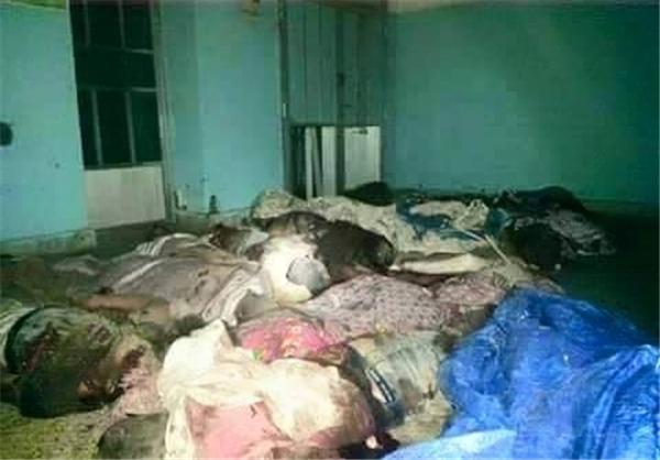 nf00435300 3 جنایت وحشیانه سعودیها + تصاویر