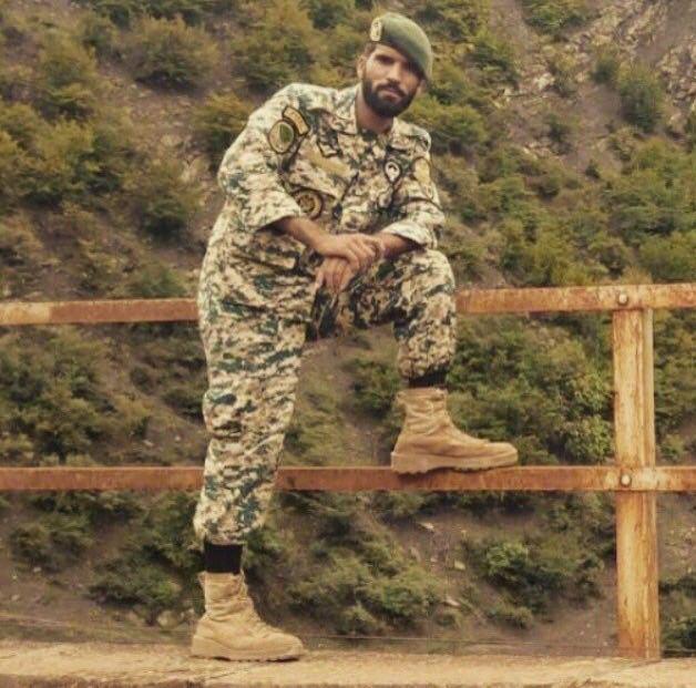 nf00484218 1 اولین شهید ارتش ایران در سوریه