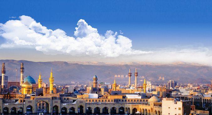 عکس های با کیفیت از مشهد