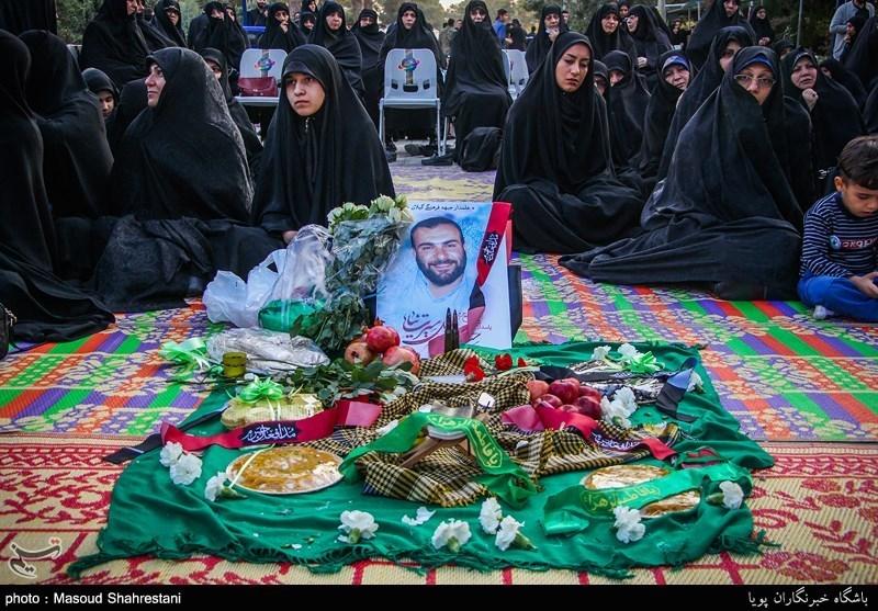 درخواست عجیب شهید مدافع حرم