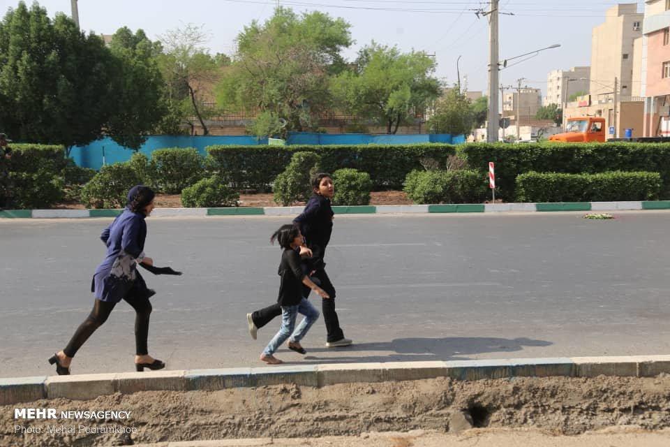 حمله تروریستی در رژه نیروهای مسلح در اهواز/ آخرین آمار شهدا 29 نفر و 57 مجروح /هویت و اسامی شهدای امروز در اهواز اعلام شد+تصاویر
